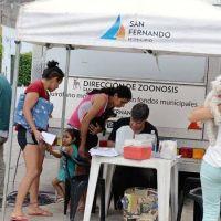 San Fernando ya castró al 50% de sus perros y gatos