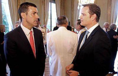 Urtubey participó de la despedida del Embajador de Estados Unidos en Argentina