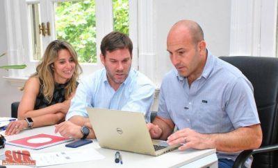 Inauguraron el sistema de digitalización en el municipio de Quilmes