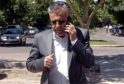 Tras sus vacaciones, Cornejo define el reemplazo de Giacchi