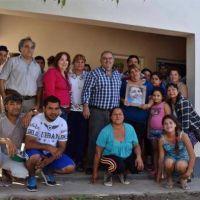 Entregaron módulos habitacionales en Capital y en La Banda