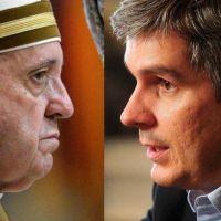 Por qué Marcos Peña está en la lista negra del Papa Francisco