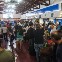 En diciembre creció 17,8% el tránsito de pasajeros en el aeropuerto de Salta