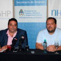 Triaca dijo que se debe buscar el perfil productivo a Mar del Plata