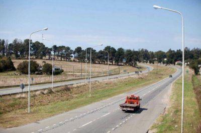 A fines de febrero la Provincia terminará las obras en la Ruta 88