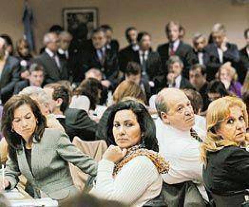 La oposición impugna y lleva el debate a Mendoza