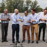 Larreta lanzó las obras del Autódromo para traer la Fórmula 1