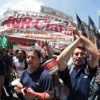 Los echados del Grupo Clarín marcharán el martes y reclamarán el apoyo de la CGT