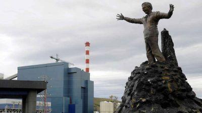Usina de carbón de Río Turbio: obra parada y pelea multimillonaria