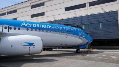 Ajuste en Aerolíneas: relanzan plan con cierre de sucursales y más despidos Relanzan plan de ajuste en Aerolíneas Argentinas