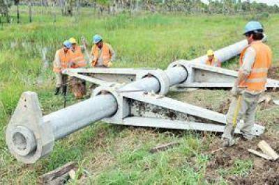 Ya superan los 13 mil kilómetros de nuevas líneas eléctricas en la provincia