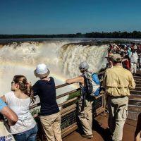 """Arrúa: """"Misiones recibió un 15 por ciento más de turistas extranjeros en los últimos tres meses"""""""