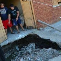 Muni y Provincia se tiran con Villa El Libertador