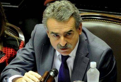 """Agustín Rossi: """"La base del pueblo peronista es claramente kirchnerista"""""""