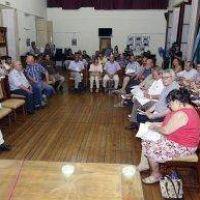 Se llevó a cabo la Asamblea de Concejales y Mayores Contribuyentes