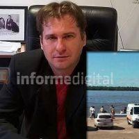 Siguen buscando al intendente de Villa del Rosario