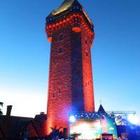 Verano en Torre Tanque: un recorrido por los orígenes del servicio de agua en la ciudad
