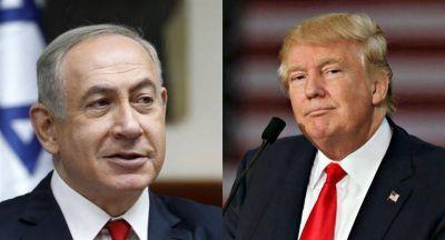 Donald Trump invita a Netanyahu a la Casa Blanca para febrero