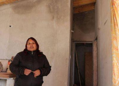 El Gobierno terminará 374 viviendas del ex Plan Solidaridad