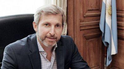 La obra pública será prioridad del Ministerio del Interior, dijo Frigerio