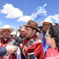Casas apostó a afianzar la unidad con Chile y que la Cordillera sea la columna vertebral de la integración
