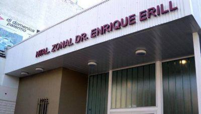Médicos del Erill reclaman a María Eugenia Vidal el pago de 2.500 horas de guardia