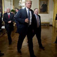 Trump anuncia una pronta renegociación del NAFTA, un tema clave en su campaña