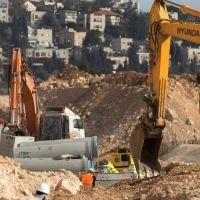 Israel aprovecha el cambio en la Casa Blanca y construye más viviendas de colonos
