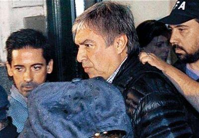 Rechazan la excarcelación de Lázaro Báez