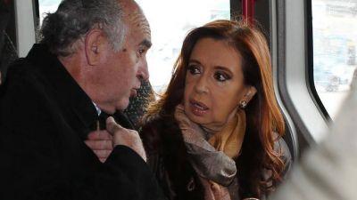El audio de Cristina Kirchner y Oscar Parrilli sobre Stiuso: hablan de
