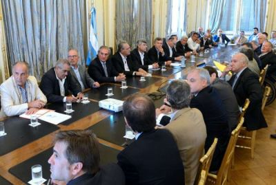 """La Federación de la Carne mantuvo una reunión con Mauricio Macri: """"Hay que atacar la informalidad del sector"""""""