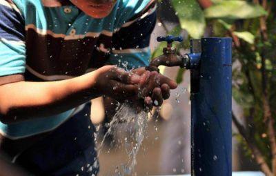 Avanzan obras para nuevas plantas de agua potable en varias localidades