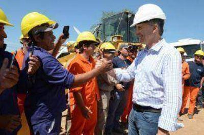 El Nepar pide que Macri venga al Chaco con anuncios y no para otra fotografía