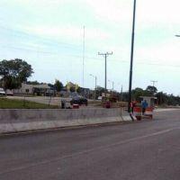 Daniel Sosa (MPR) cuestionó el muro de la Ruta 88 que divide en dos a Batán