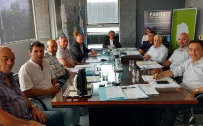 El Consorcio Portuario Regional Mar del Plata tuvo la primer reunión del nuevo Directorio