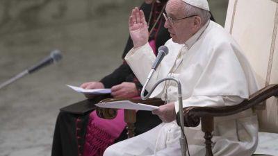 El Papa Francisco saludará a las hijas y la exesposa del fiscal Alberto Nisman