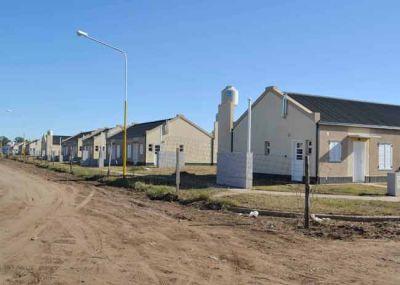 Se retrasará la entrega de viviendas del IPAV en Pico