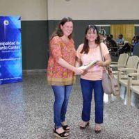 Entregaron créditos de Economía Social por más de trescientos mil pesos