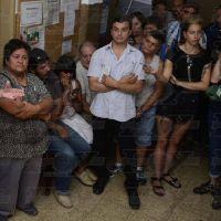 Trabajadores de la Secretaría de Salud municipal respaldaron a Luchessi