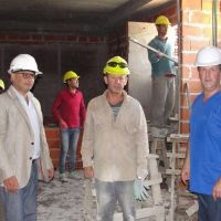 Hospital municipal: los nuevos quirófanos y la sala de terapia intensiva se inaugurarán en primavera