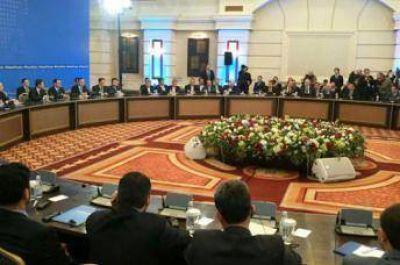 Comenzó la reunión de Astana sobre la crisis en Siria