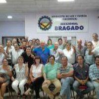Reunión del Frente para la Victoria en Bragado