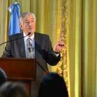 El IpeBA reconoció el gesto humanitario de San Luis para con los refugiados