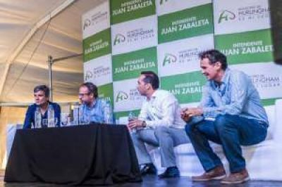 Importante aprobación de la gestión para el Intendente de Morón, Ramiro Tagliaferro