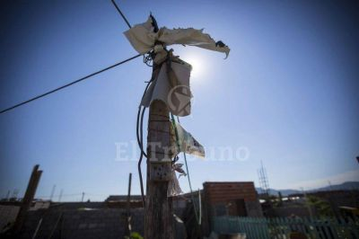 Un año después, en ampliación Parque La Vega no hay luz ni cloacas
