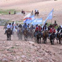 Robledo recordó el rol fundamental de La Rioja en la gesta Sanmartiniana