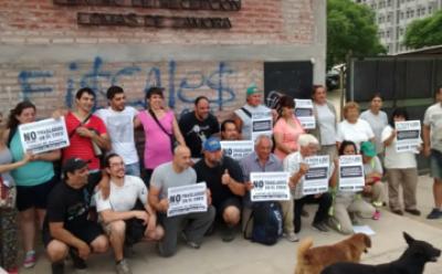 Lomas: Trabajadores del centro de menores denuncian vaciamiento y persecución gremial