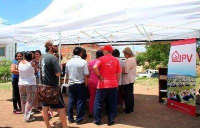 """IPV asesorará sobre el plan """"Conectate"""" en barrio Solidaridad"""
