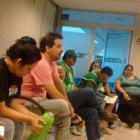 Reincorporan a trabajadores despedidos del SENASA