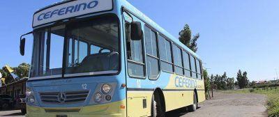 Madryn: Medida de fuerza de UTA por despidos